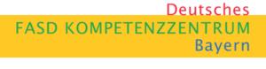 Logo Deutsches FASD KOMPETENZZENTRUM Bayern